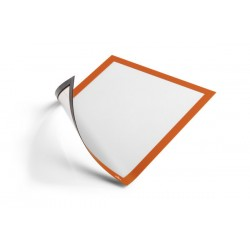 Durable 4869 Magnetic Frame A4 - Orange (5 Pcs / Bag)