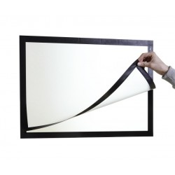 Durable 4995 Duraframe Poster A2 Size (1 Pc) - Black